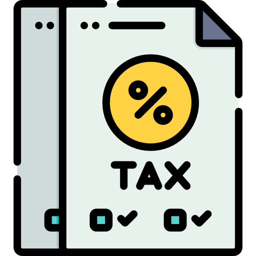 Automated Dedicated Social Tax Return to Government Office